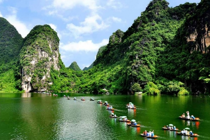Ninh Binh One Day Tour From Ha Noi | Ha Noi Package Tour | Viet Nam Trip